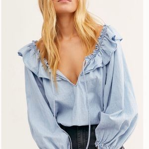 Free People Lily Of The Valley